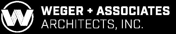 Weger + Associates Architects, Inc.